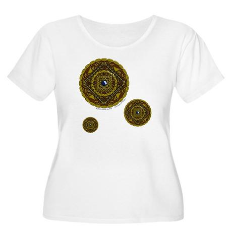 Capricorn Women's Plus Size Scoop Neck T-Shirt