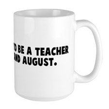 Three reasons to be a teacher Mug