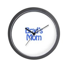 Brad's Mom Wall Clock