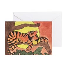 Tiger in Tree (Pack of 6)