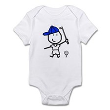 Boy & Golf Infant Bodysuit