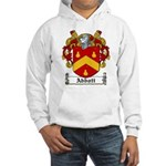 Abbott Family Crest Hooded Sweatshirt