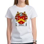 Abbott Family Crest Women's T-Shirt