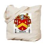 Abbott Family Crest Tote Bag