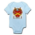 Abbott Family Crest Infant Creeper