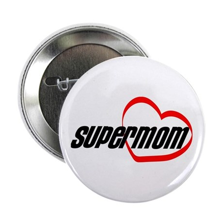 """SuperMOM 2.25"""" Button (100 pack)"""