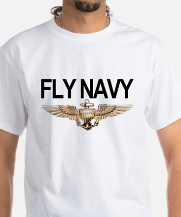 Fly Navy Wings Shirt
