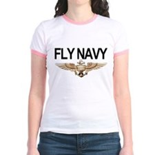 Fly Navy Wings T