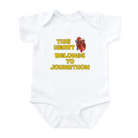 This Heart: Johnathon (A) Infant Bodysuit