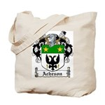 Acheson Family Crest Tote Bag