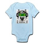 Acheson Family Crest Infant Creeper