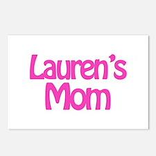 Lauren's Mom Postcards (Package of 8)