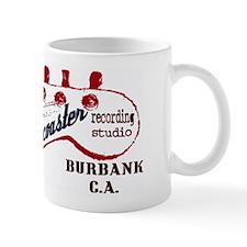 Rollercoaster Recording Studio Mug