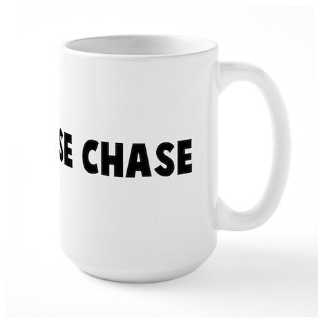 Wild-goose chase Large Mug