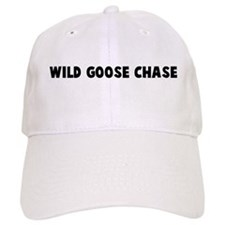 Wild-goose chase Baseball Cap