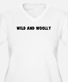 Wild and woolly T-Shirt