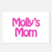 Molly's Mom Postcards (Package of 8)