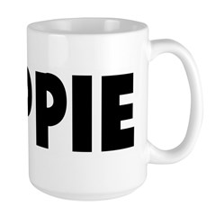 Yuppie Large Mug