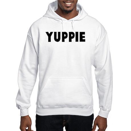 Yuppie Hooded Sweatshirt