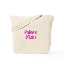 Paige's Mom Tote Bag