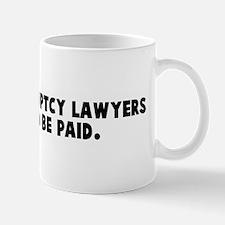 Why do bankruptcy lawyers exp Mug