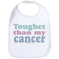 Tougher than cancer Bib