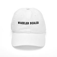 Wheeler dealer Baseball Cap