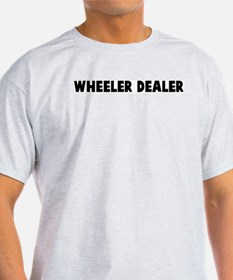 Wheeler dealer T-Shirt