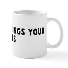 Whatever rings your bells Mug