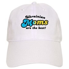 Ukrainian Mom Baseball Baseball Cap