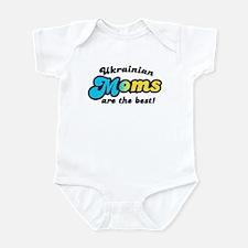 Ukrainian Mom Infant Bodysuit