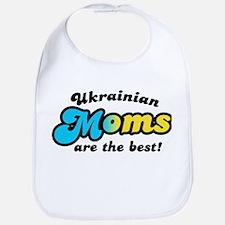 Ukrainian Mom Bib