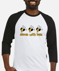 dances with bees Baseball Jersey
