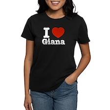 I love Giana Tee