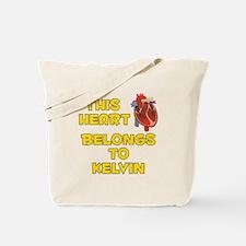 This Heart: Kelvin (A) Tote Bag