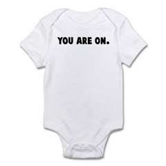 You are on Infant Bodysuit