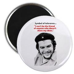 che guevara -symbol of tolerance Magnet