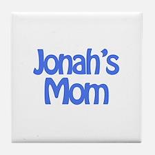 Jonah's Mom Tile Coaster