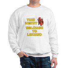 This Heart: Lazaro (A) Sweatshirt