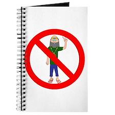 no hippies Journal