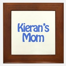 Kieran's Mom Framed Tile