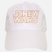 Screw Wars Baseball Baseball Cap