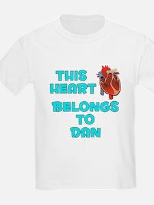 This Heart: Dan (B) T-Shirt