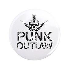 "Psychobilly 3.5"" Button (100 pack)"