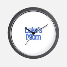 Luke's Mom Wall Clock