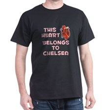 This Heart: Chelsea (C) T-Shirt