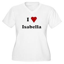 I Love Isabella T-Shirt