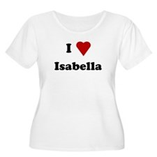 I Love Isabella T-Shirt
