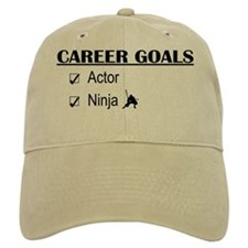 Actor Career Goals Baseball Cap
