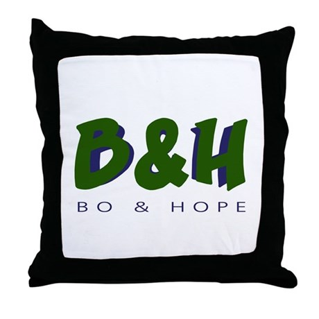 Days of Our Lives Throw Pillow